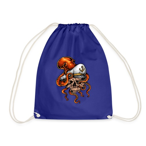 skull Sailor Tattoo - Sac de sport léger