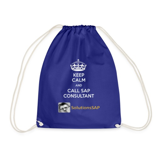 Keep Calm Solutionssap - Mochila saco