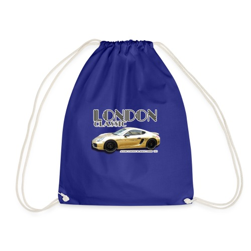London Classic - Drawstring Bag
