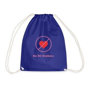 No Dil Stalkers - Drawstring Bag