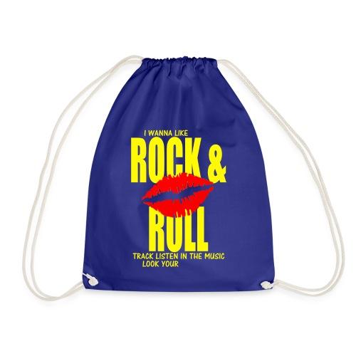 rock & roll - Sac de sport léger