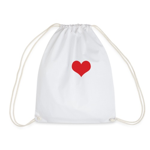 I Love Kabylie Blanc - Sac de sport léger