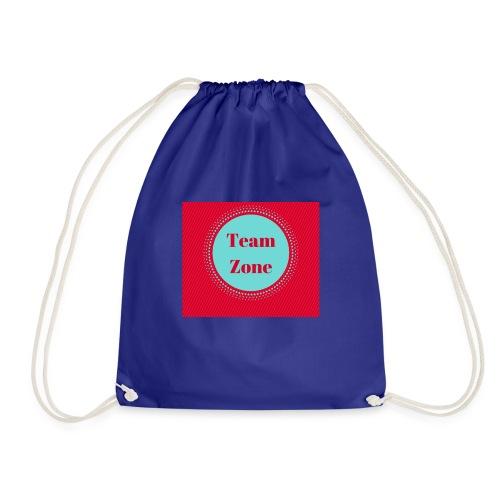 The Zone - Drawstring Bag