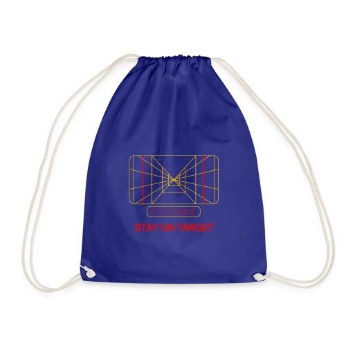 STAY ON TARGET 1977 TARGETING COMPUTER - Drawstring Bag