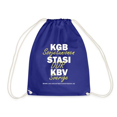 KGB STASI KBV - Gymnastikpåse