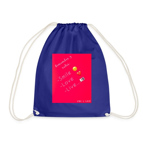 Logos - Drawstring Bag