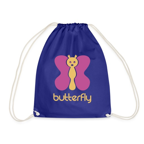 BUTTERFLY = MARIPOSA - Mochila saco