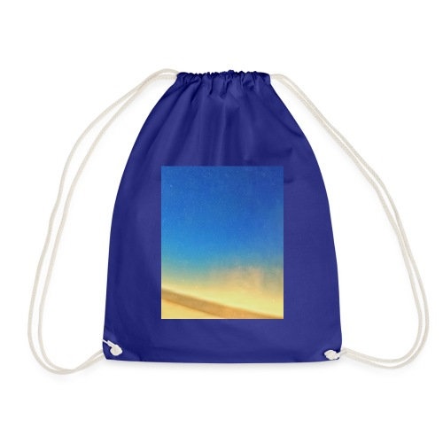 from airplane - Drawstring Bag