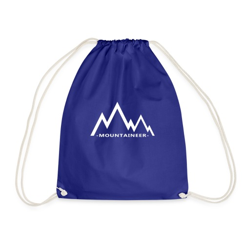 mountaineer - Drawstring Bag