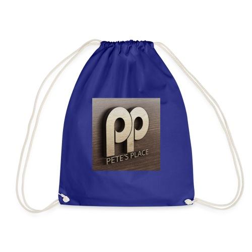 Petes Place - Drawstring Bag