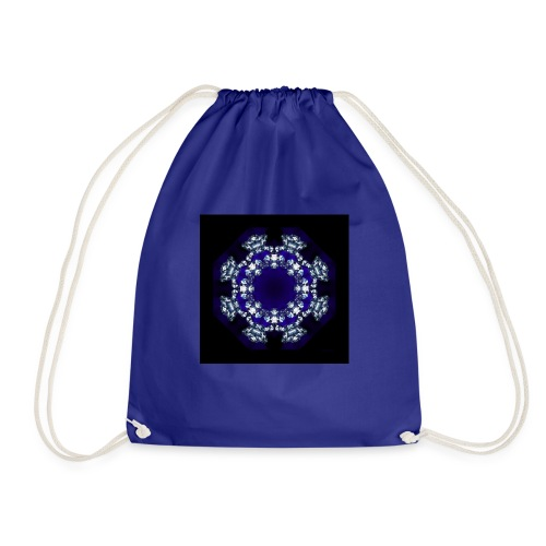 Mandala Diamante - Mochila saco