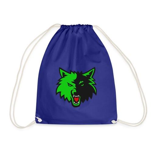 Gamma Wolf Logo - Drawstring Bag