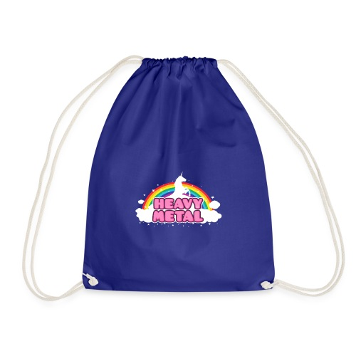 HEAVY METAL PARODY - Drawstring Bag