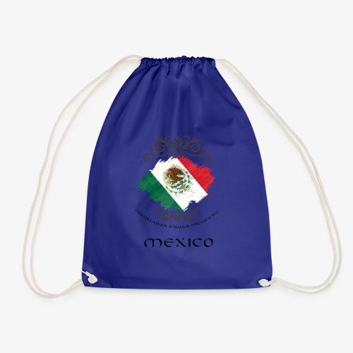 Mexico Vintage Bandera - Turnbeutel