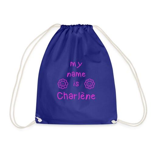 CHARLENE MY NAME IS - Sac de sport léger