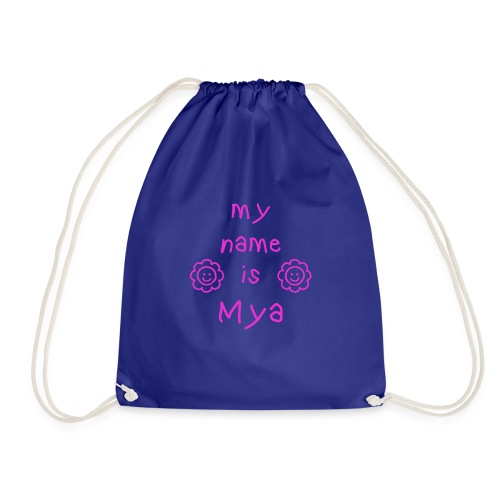 MYA MY NAME IS - Sac de sport léger