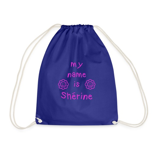 SHERINE MY NAME IS - Sac de sport léger