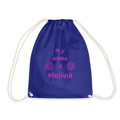 MELLINA MY NAME IS - Sac de sport léger
