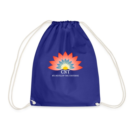 Support Renewable Energy with CNT to live green! - Drawstring Bag