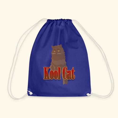 Kool cat - Turnbeutel
