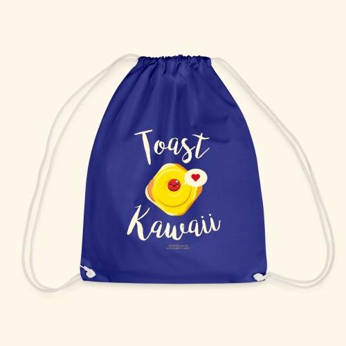 Toast Kawaii Geek Design - Turnbeutel