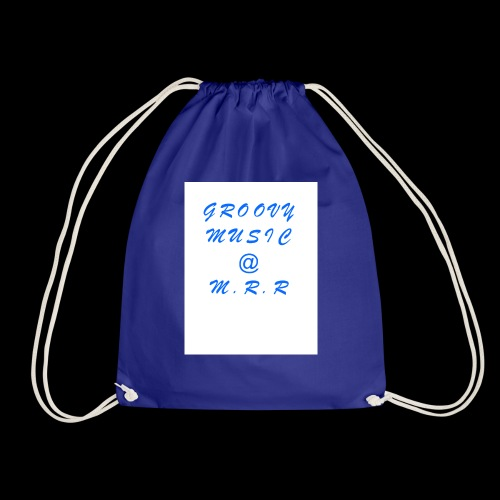 GROOVY MUSIC @ M.R.R - Drawstring Bag