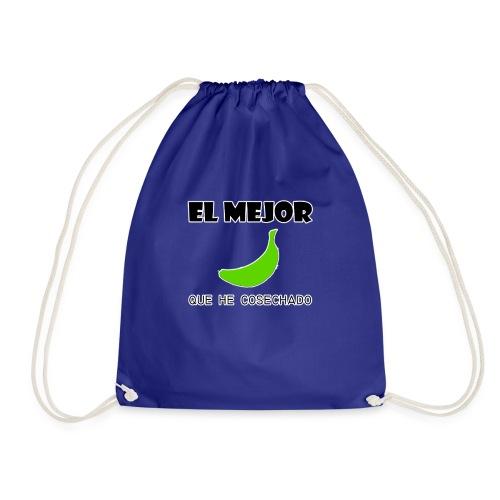 plátano verde - Mochila saco