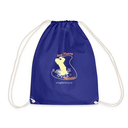Sing Factory Superstar - Drawstring Bag