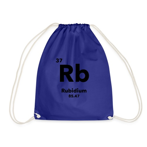Rubidium - Drawstring Bag