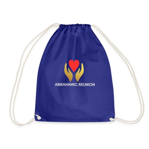 Abrahamic Reunion - Drawstring Bag