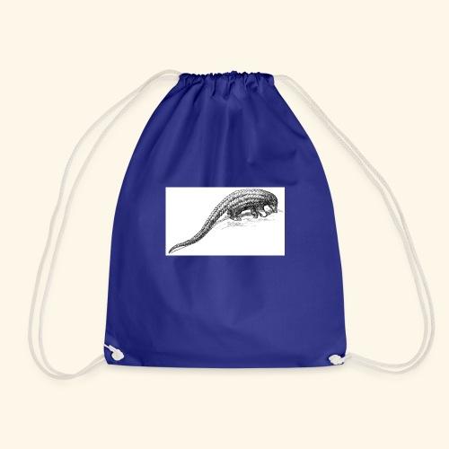 pangolin - Drawstring Bag