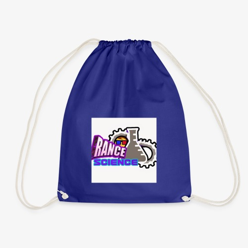 Rancescience logo - Drawstring Bag