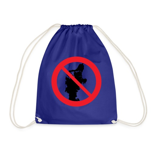 Jylland forbudt - Sportstaske