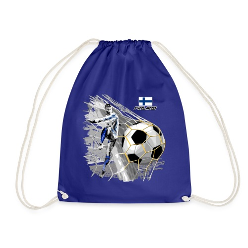 FINLAND FOOTBALL SOCCER PLAY T SHIRTS, GIFTS etc. - Jumppakassi