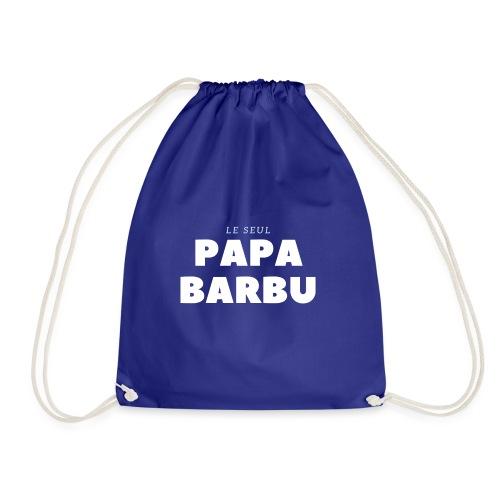 LE SEUL PAPA BARBU - Sac de sport léger