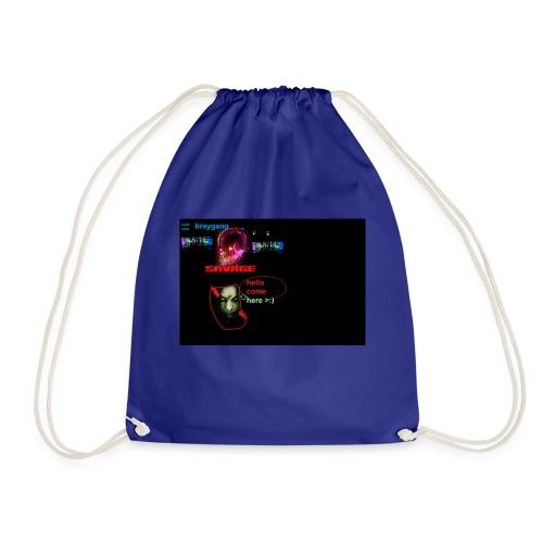 cool club second merch - Drawstring Bag