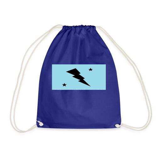 Lightning Strike - Drawstring Bag