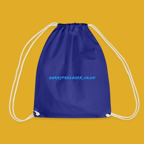 harrytheloser.co.uk - Drawstring Bag