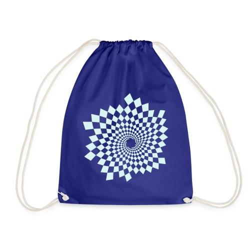 Optical Illusion 14A - Drawstring Bag