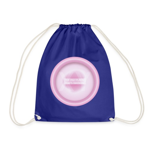 Plastick - Drawstring Bag