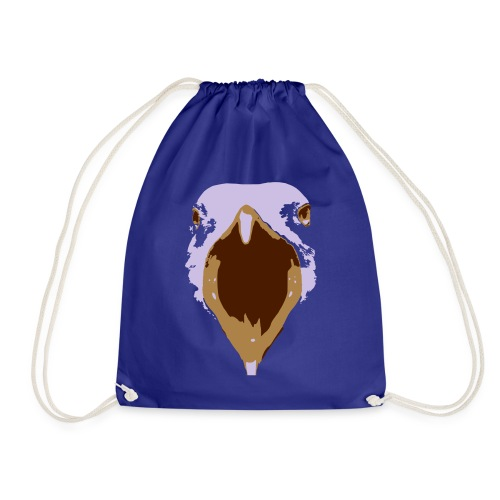 Ballybrack Seagull - Drawstring Bag