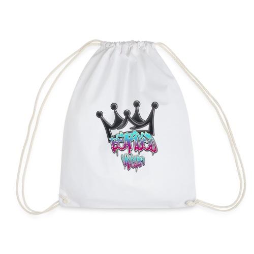 master of my own destiny - Drawstring Bag