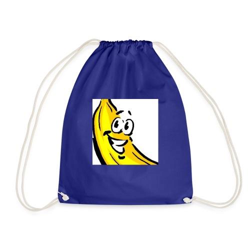 Bananenmannetjesshirt - Gymtas