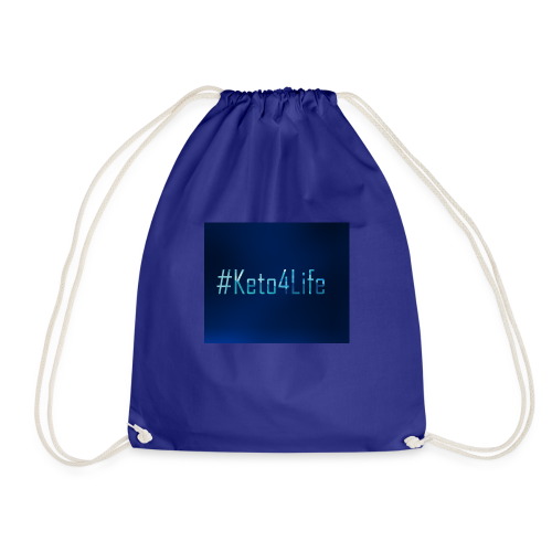 Keto For Life - Drawstring Bag