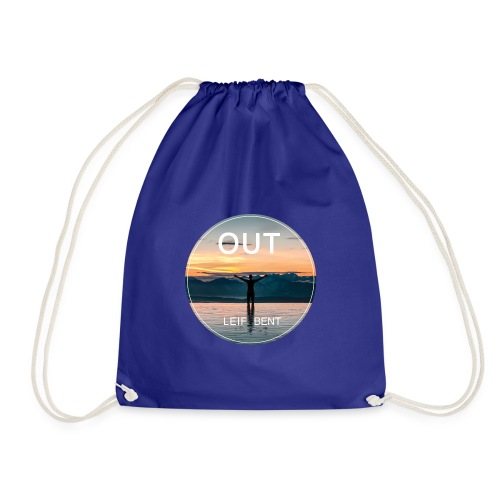 OUT EP merchandise - Drawstring Bag