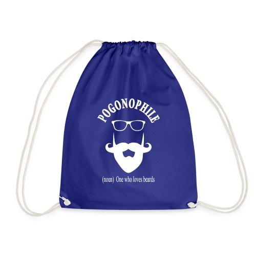 Pogonophile - Drawstring Bag