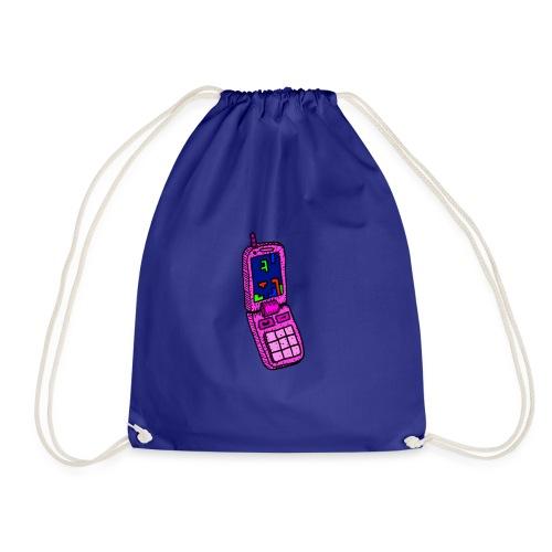 pink flip phone gaming. - Gymtas