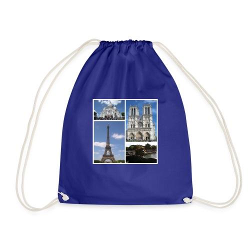 Paris - Drawstring Bag