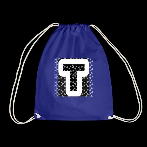 Tassa: Großes T - Turnbeutel