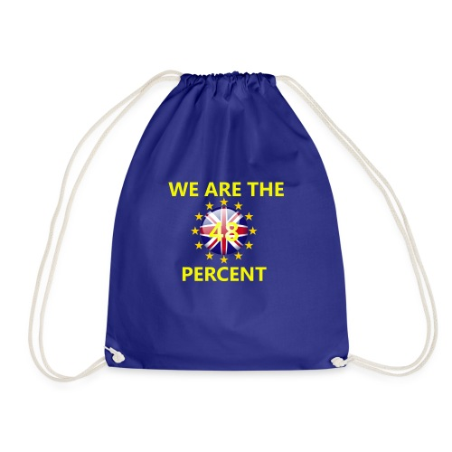 Top WeAreThe48 - Drawstring Bag